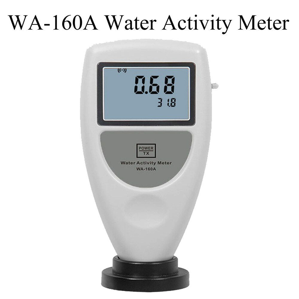 WA-160A Water Activity Meter ,Corn/bread/cake food water activity meter Analyzer Water tools free shipping
