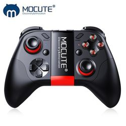 MOCUTE 054 Wireless Gamepad Bluetooth Game Controller Joystick For Android/iSO Phones Mini Gamepad Tablet PC VR box