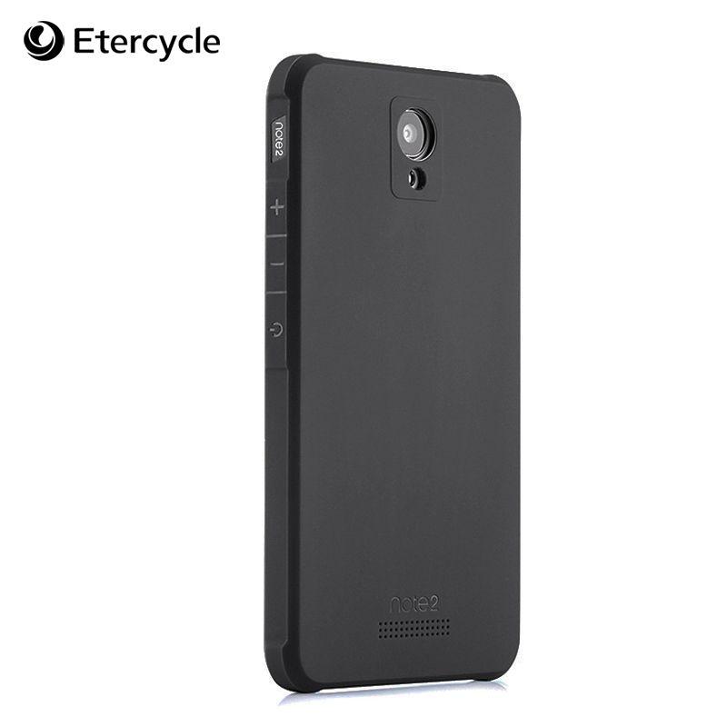 Original pour Xiaomi Redmi Note 2 Cas Couverture De Luxe Tpu Silicone Anti-frapper De Protection Cas de Couverture