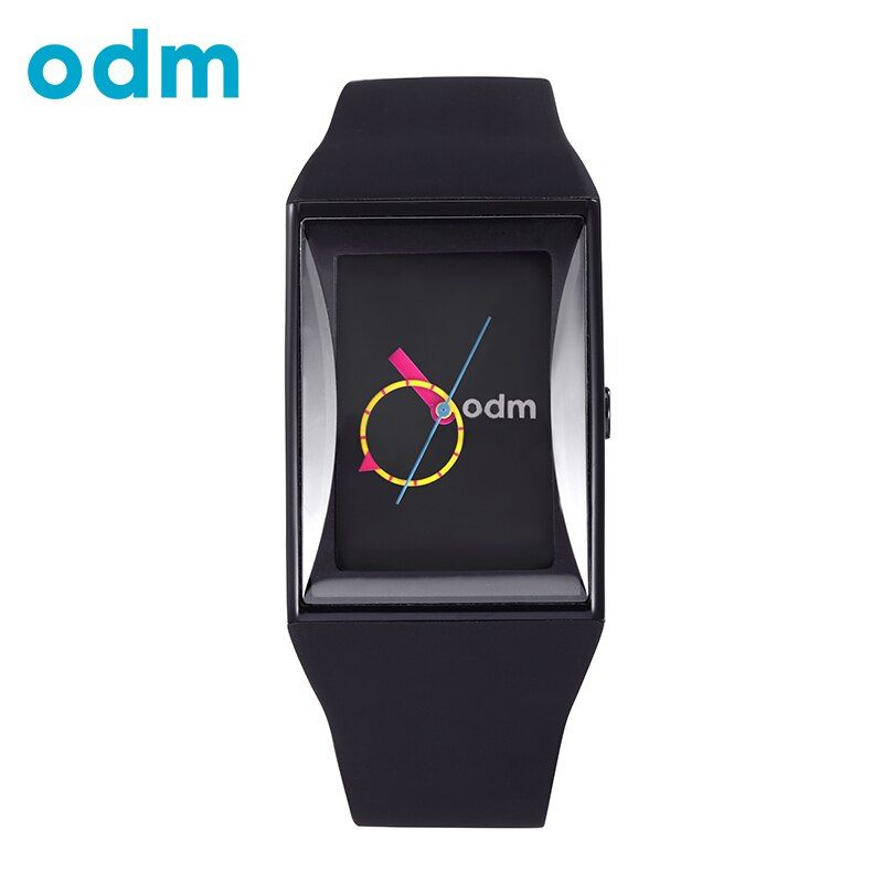 ODM Luxury Men Women Unisex Black Clock Waterproof Fashion Hours Casual Military Quartz Hot Brand Silicone Sports Watches DD132