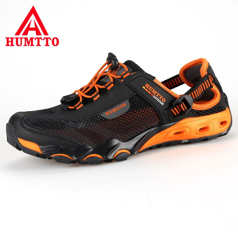 new <font><b>arrival</b></font> outdoor hiking shoes sapatilhas mulher trekking men randonnee scarpe uomo women wading upstream breathable mesh