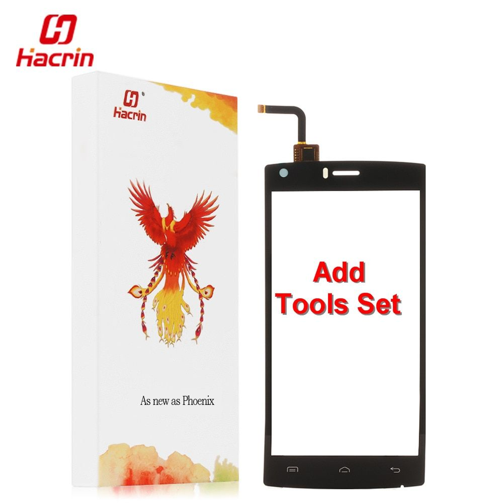 DOOGEE X5 MAX Touch screen + Tools Set Gift Digitizer Glass Panel Assembly Replacement For DOOGEE X5 MAX Pro X5Max