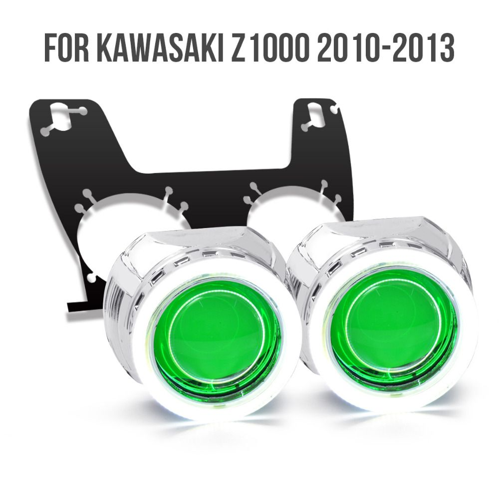 KT Tailor-Made HID Projector Kit for Kawasaki Z1000 2010-2013 HP10
