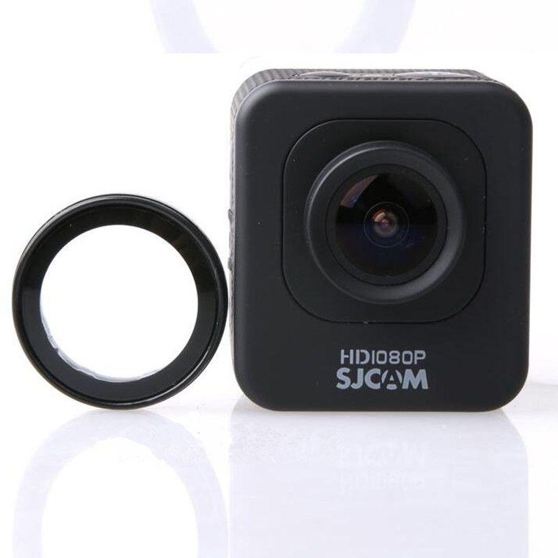 UV Lente Protector UV Filtro de La Lente De Vidrio para Sj SJCAM M10 para M10 + M10 Wifi Acción Accesorios de La Cámara