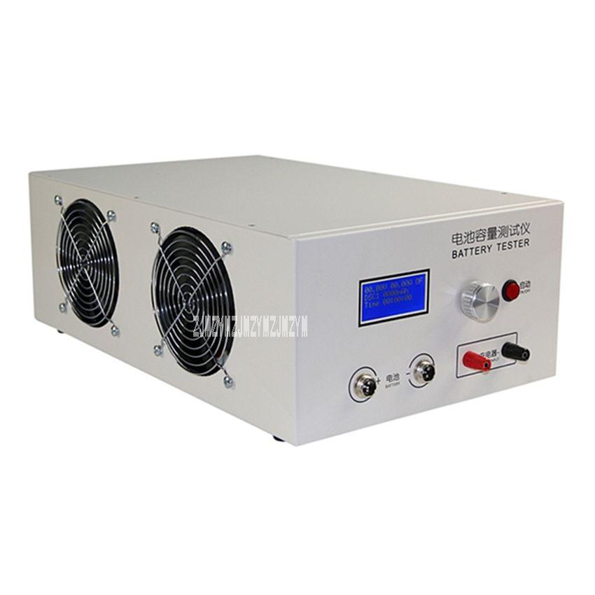 EBC-B20H Batterie Tester 12-72 V Blei-säure Lithium Kapazität Tester Unterstützung Externe Ladegerät Entladung Instrument 20A AC100-240V