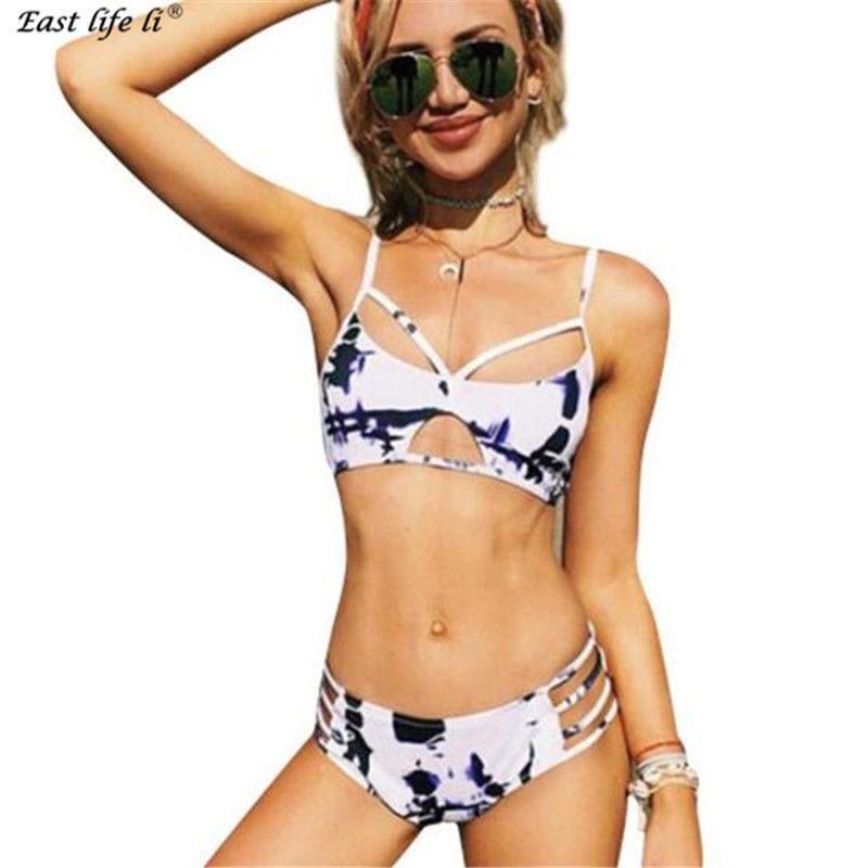 Sommer Verband Halter Bikini Set Frauen Bademode Push Up Badeanzug Strand Badeanzug Schwimmen Tragen Drop Shipping Hohe Qualität Geschenk