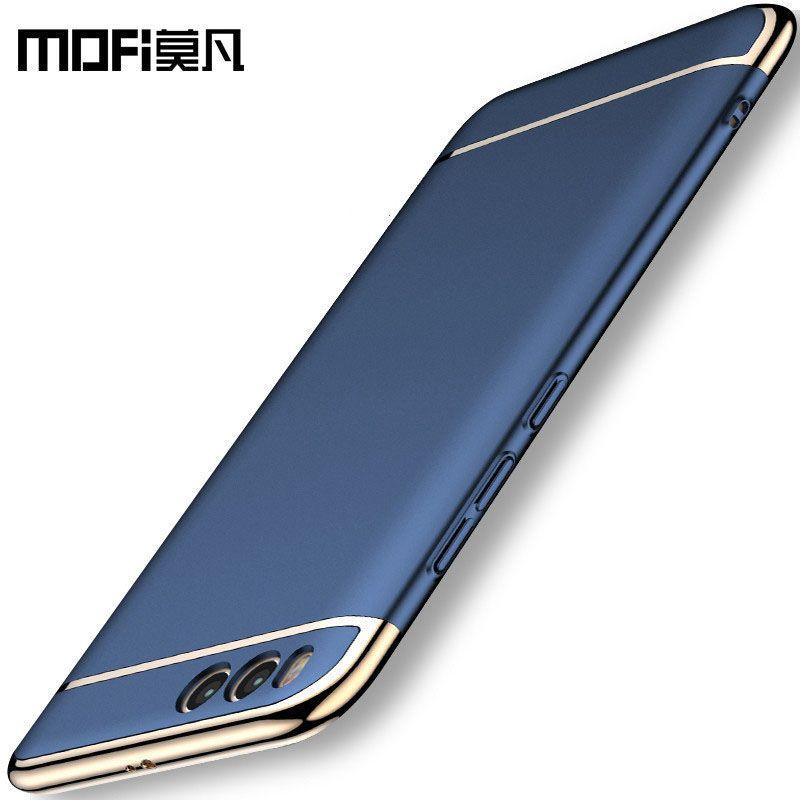 Xiaomi mi 6 housse de protection xiaomi mi6 coque arrière dur de protection joint téléphone capas luxe MOFi original xiaomi mi6 coques 5.15