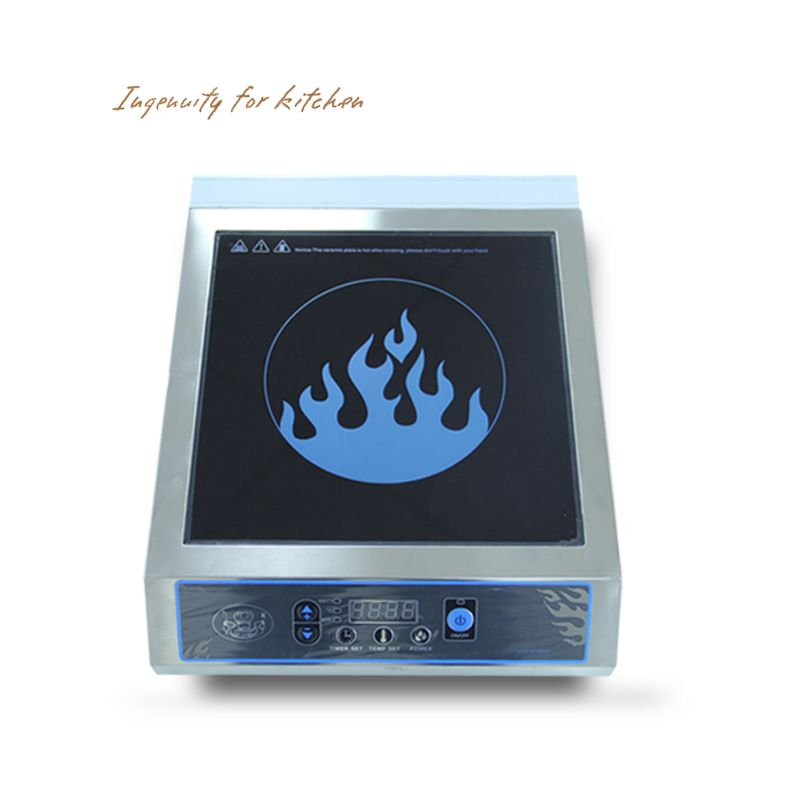 Free shipping Commercial 3500W Elegant High Efficiency Induction Cooker