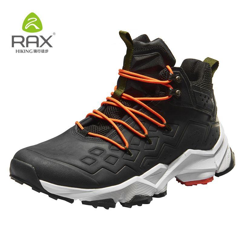 Rax Wandern Schuhe Männer Leichte Outdoor Turnschuhe für Frauen Bergsteigen Trekking Stiefel Gleitschutz Outdoor Wanderschuhe Männer