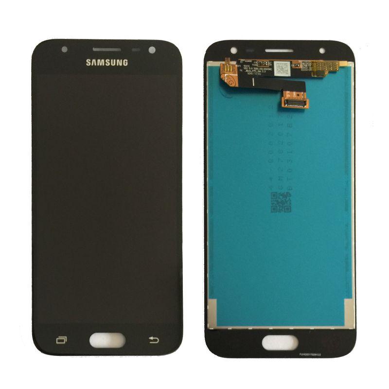 100% ORIGINAL Super AMOLED LCDS Für Samsung Galaxy J3 2017 J330 LCD Display Touchscreen Digitizer Assembly kostenloser versand