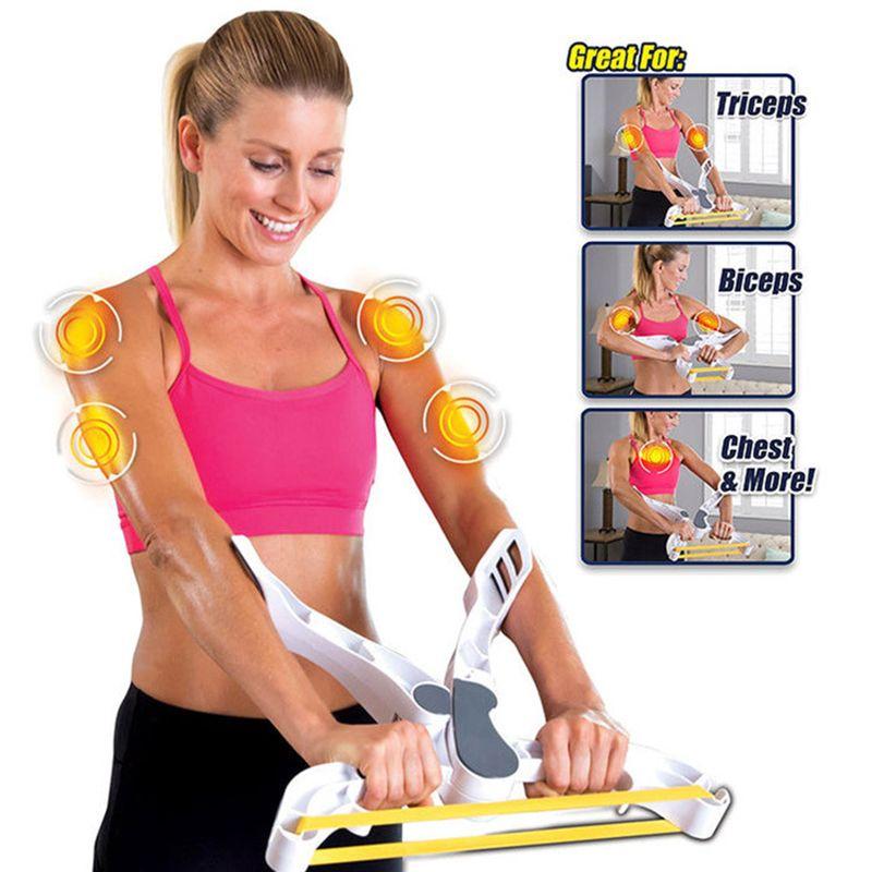 Drop shipping 2018 Armor fitness equipment grip strength wonder arm Forearm Wrist Exerciser Force Fitness Equipment