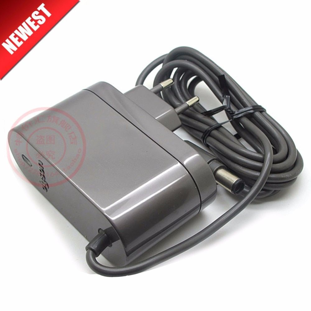 Оригинальный AC адаптер питания зарядное устройство для Dyson DC30 DC31 DC34 DC35 DC44 DC45 DC56 DC57 пылесос робот части Аксессуары