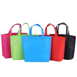 1 stück Vlies Lebensmittel Faltbare Tasche Shopping Lagerung Reusable Eco Tote Tasche Handtasche