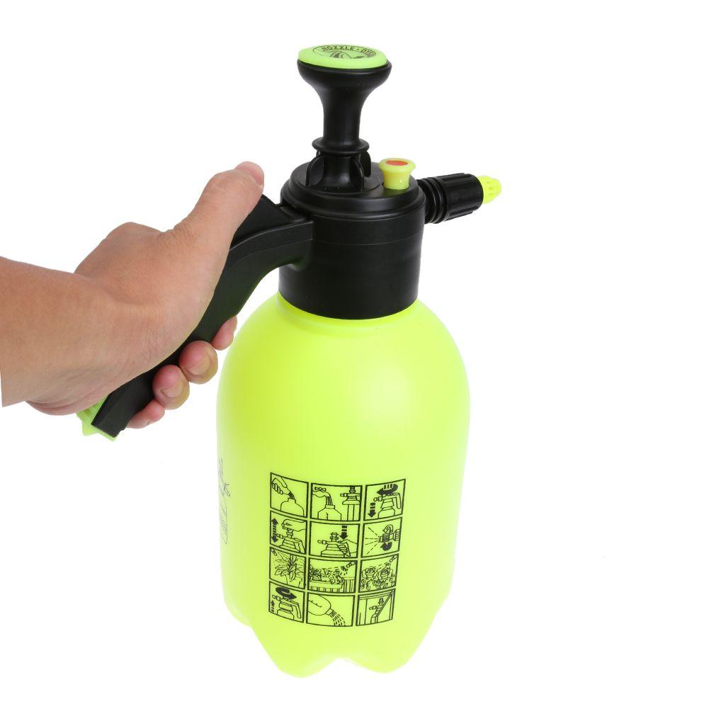 2L jardin pulvérisateur d'eau Portable pression vaporisateur bouteille bouilloire plante fleurs arrosoir pressurisé pulvérisateur outils de jardinage