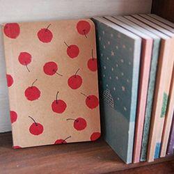 12.5*9 cm papelería vendimia dibujo en colores pastel pasteles bolsillos Bloc cuaderno encantador 8 estilos libro de bolsillo