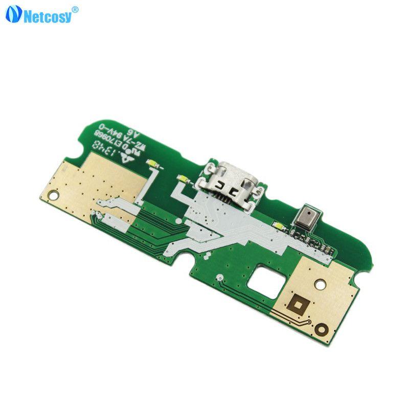 Netcosy USB Charging Dock Connecteur Flex Câble Ruban pièces de rechange Pour Alcatel One Touch Mini Idol 6012