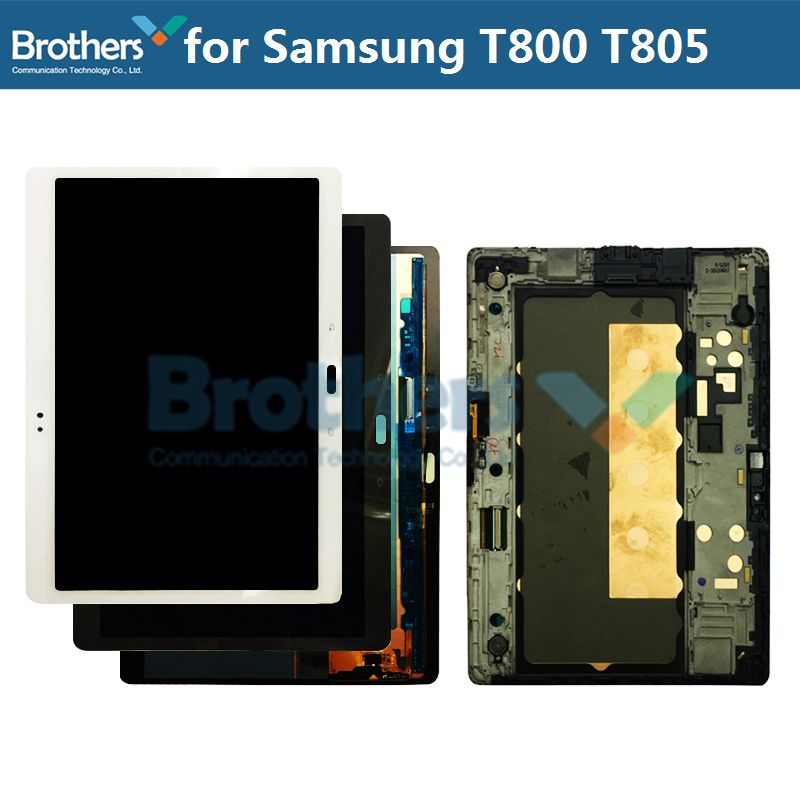 AMOLED LCD Display Für Samsung Galaxy Tab S T800 T805 LCD Screen für Samsung SM-T800 SM-T805 LCD Montage Touchscreen digitizer