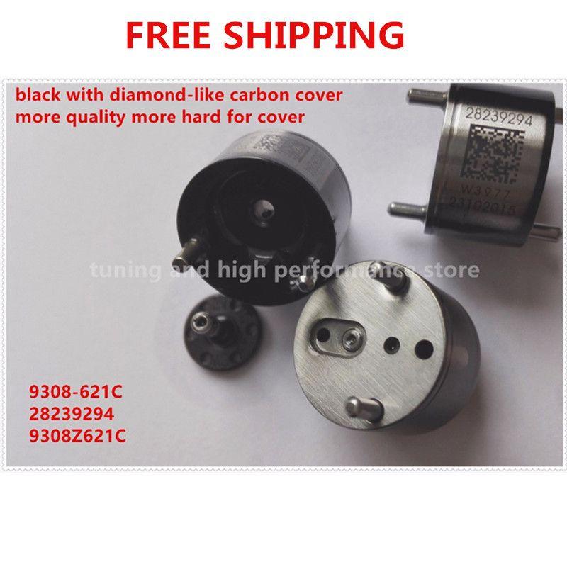 Best quality diesel fuel injector common rail nozzle control valves 9308-621C 9308Z621C 28239294 28440421 for Ssangyong renault