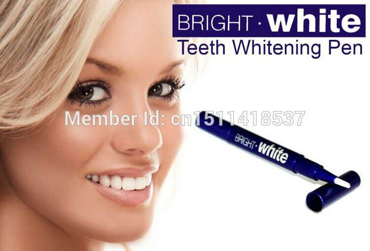 Teeth Whitening Pen Tooth Gel Whitener Bleaching System Stain Eraser Remove PH Neutral