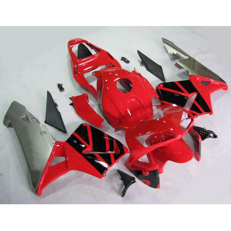 Kunststoff Verkleidung Karosserie Kit Fit Für Honda CBR 600 RR F5 2003 2004 INJECTION 7A