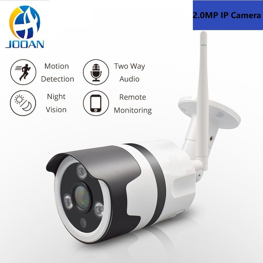 JOOAN smart house dog pet video cameras home outdoor surveillance 1080p cctv wireless bullet mini wifi ip security camera