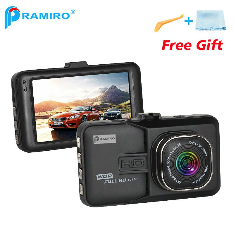 Dvr Camera 1080P Full HD 170 Degree angle New 3.0 CAR DVR CAMERA T626 Car Camera For Driving Recording Car Detector