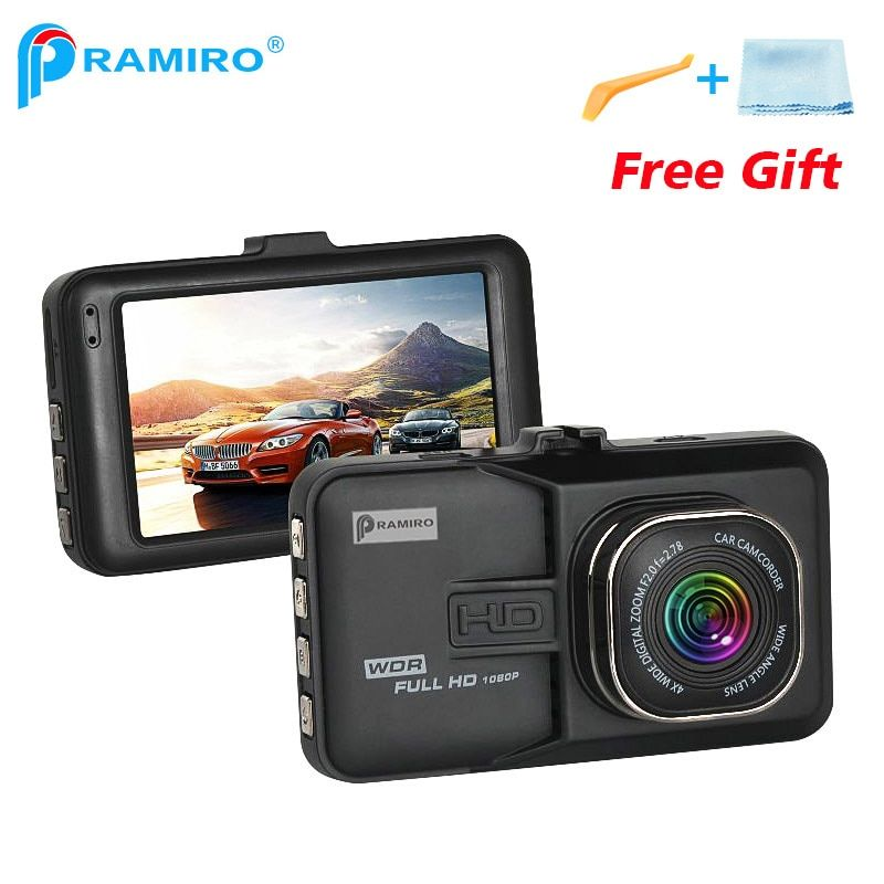 Dvr Camera 1080P Full HD 170 <font><b>Degree</b></font> angle New 3.0 CAR DVR CAMERA T626 Car Camera For Driving Recording Car Detector