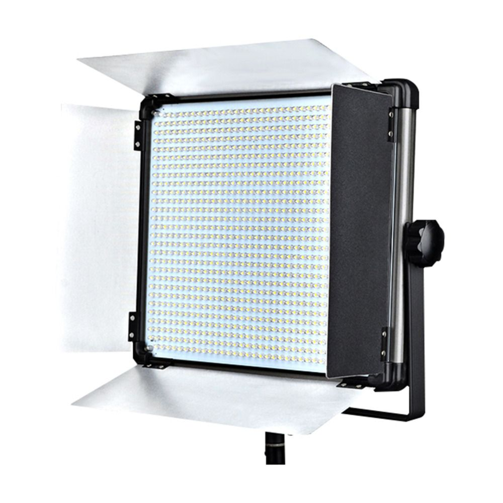 Yidoblo 1 pc Flat Panel LED Lamp light D-2000II 140W video Multi-color light LED Studio Lighting Photography Super Slim & Light