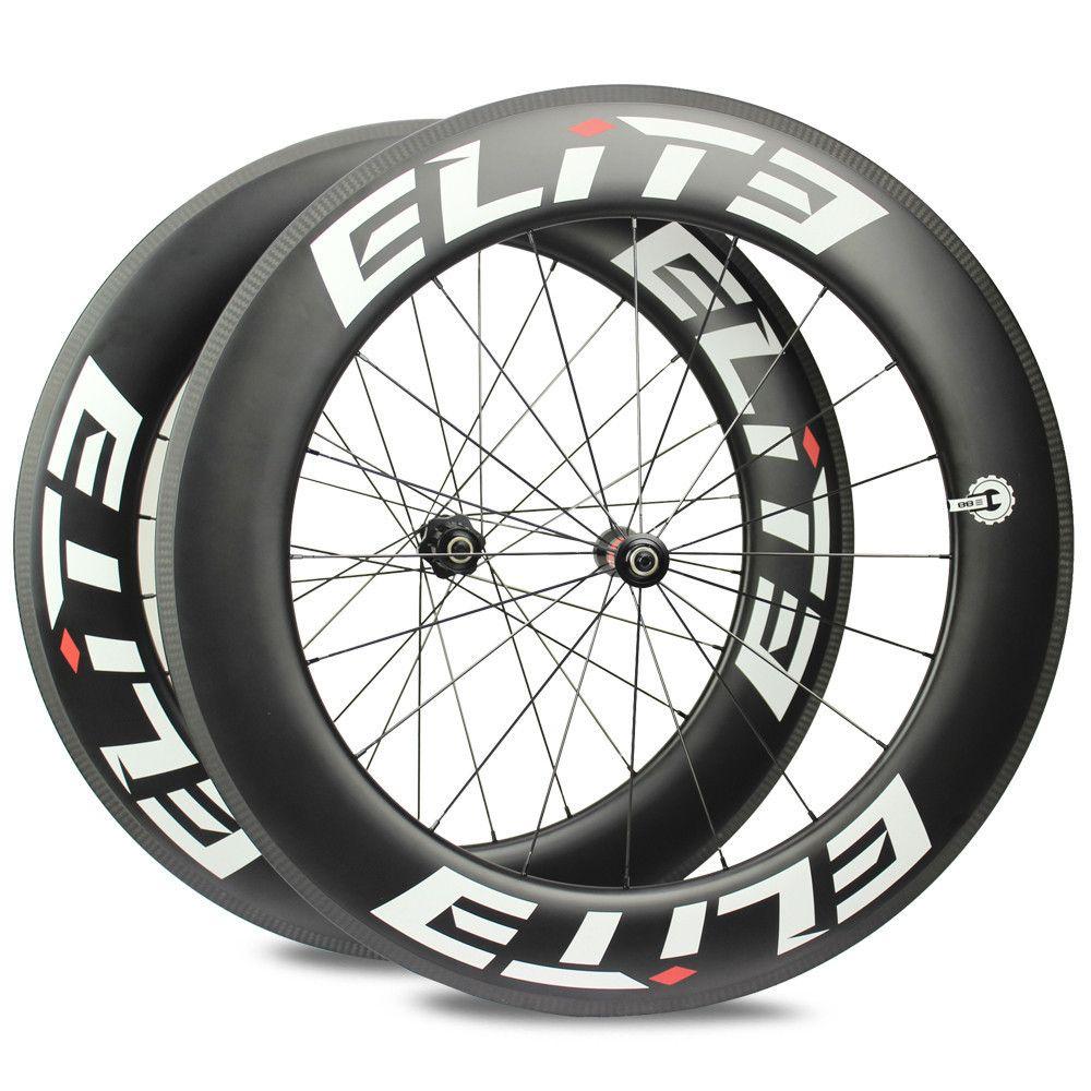 Elite AFF DT 350S Carbon Rennrad Rad 25mm Oder 27mm Breite Rohr Klammer Tubeless 700c Carbon faser Fahrrad Laufradsatz