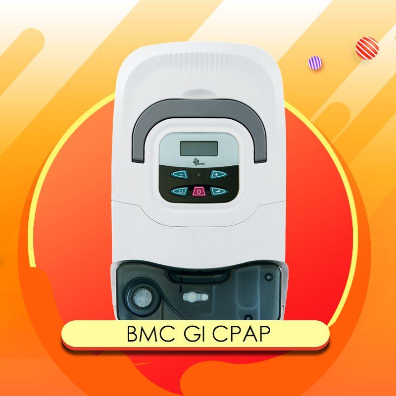 Doctodd GI Portable CPAP Machine pour l'apnée du sommeil OSAHS OSAS ronflement personnes avec masque gratuit casque Tube sac carte SD Top qualité