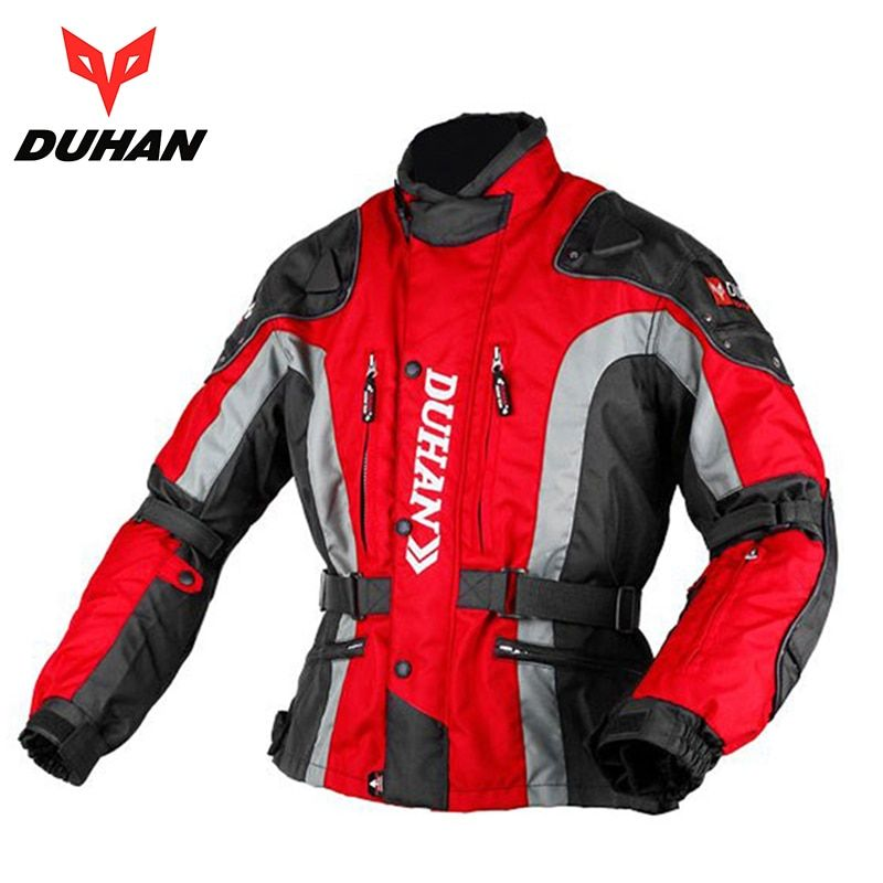 DUHAN Warm Off-road Motocross Jacket Motorcycle Racing Cotton Underwear Clothing Men Motorbike Motorcycle Jackets