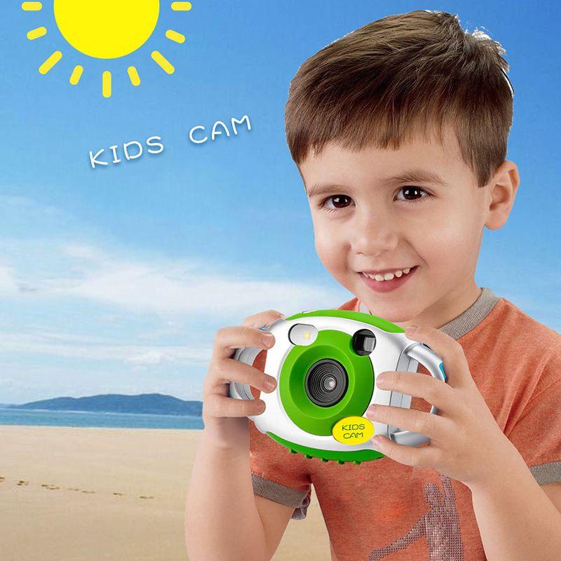 Neueste Mini Kamera Kreativität Neck Kamera Fotografie für Nettes Kind Tragbare 5MP HD Kamera Unterstützung Lautsprecher Aufnahme 32 GB SD karte