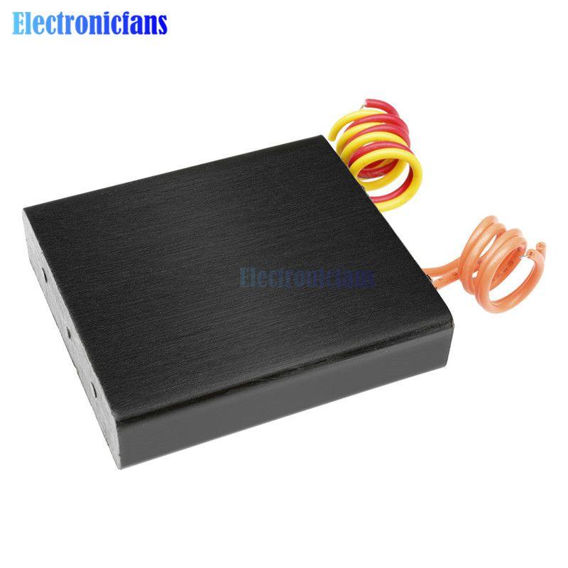 400KV Hohe Spannung Puls Generator 400KV DC Super Elektrische Arc Generator Inverter Modul DC3.7-6V Zündspule Zünder