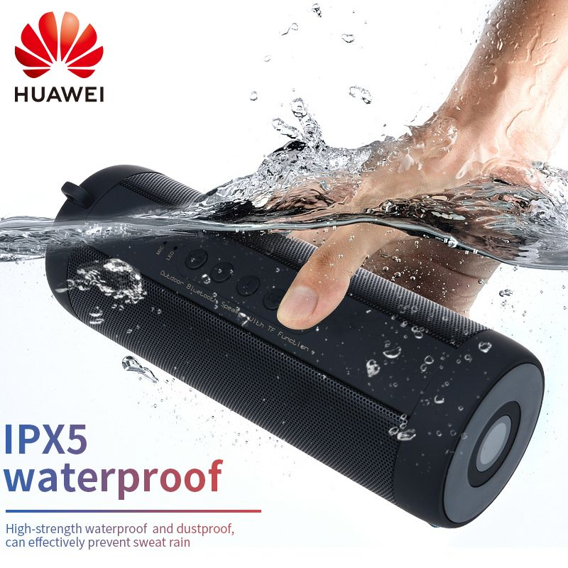 Huawei Bluetooth speaker Portable Wireless Loudspeakers For Phone Computer Stereo Music surround Waterproof Outdoor Speakers Box