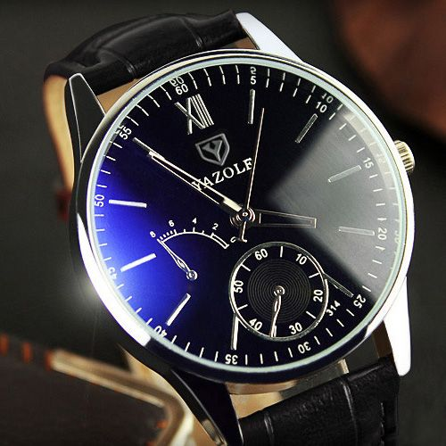 Yazole кварцевые часы Для мужчин 2018 Мода Для мужчин S Часы лучший бренд класса люкс известный наручные часы мужской часы hodinky Relogio Masculino