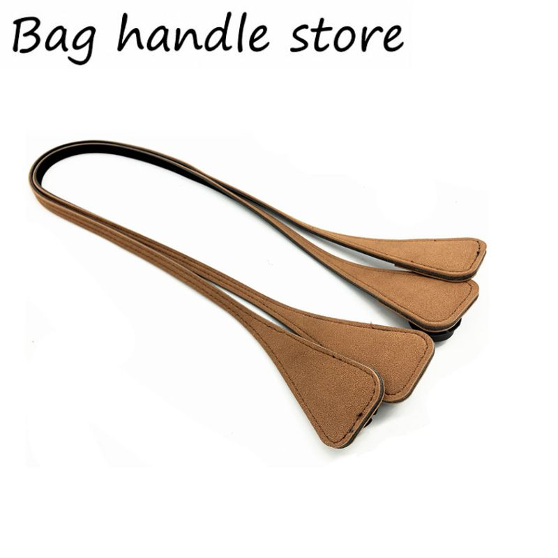 Nouveau court Long blanc noir rose clair 85 cm poignées pour Obag classique Mini O sac femmes sacs épaule sac 201 sac