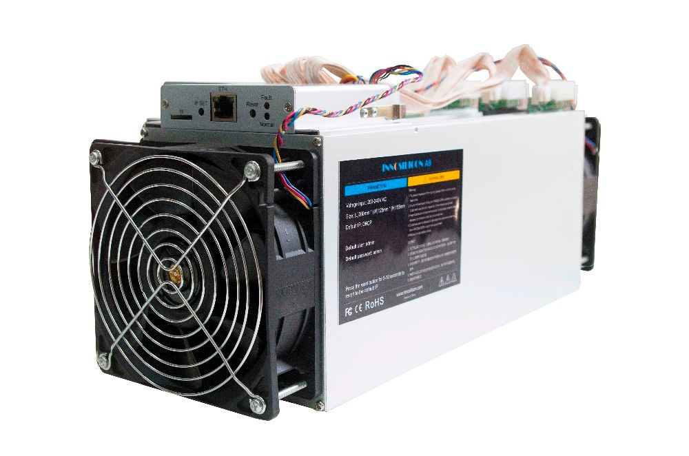 Innosilicon A9 ZMaster 50k sol/s With PSU Equihash Asic Miner Zcash ZCL ZEC BTG Mining Machine Better Than Antminer Z9 Z9 Mini
