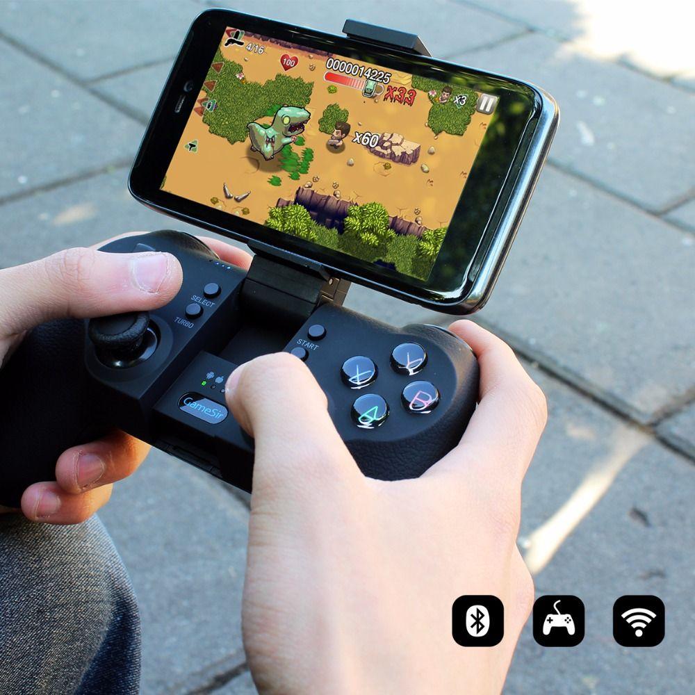 Gamesir коврик T1s Bluetooth Беспроводной игровой контроллер геймпад для Android/Оконные рамы/VR/ТВ коробка/PS3