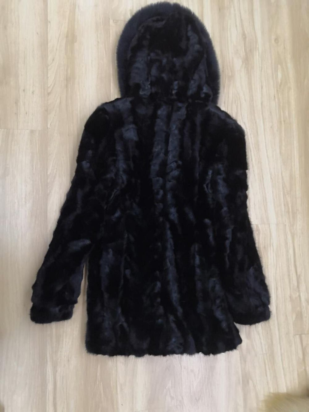 2018 real mink coats women winter jacket