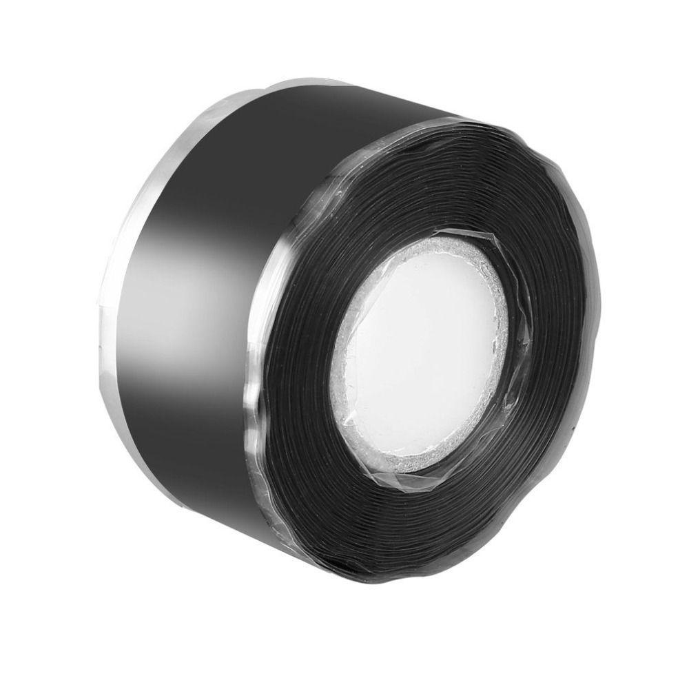 Selbstklebende Silikon Reparatur Tape Hochviskose Selbst gefluxte Band Wasser Rohrreparaturband Dichtband Rescue Tool 1,5 mt/3 mt
