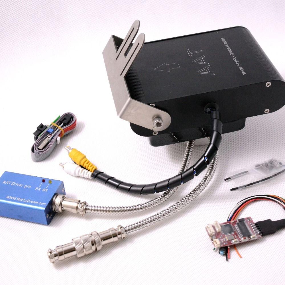 MFD Automatische Tracker Antenne 12 Kanäle MyFlyDream AAT Für FPV Boden Station System
