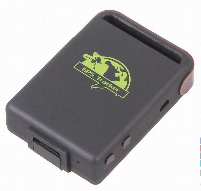 Le plus petit dispositif Global de suivi de GPS de XYCING TK102 traqueur de GPS de quadri-bande de GSM GPRS pour la gestion de flotte de véhicule protègent l'animal familier d'enfant