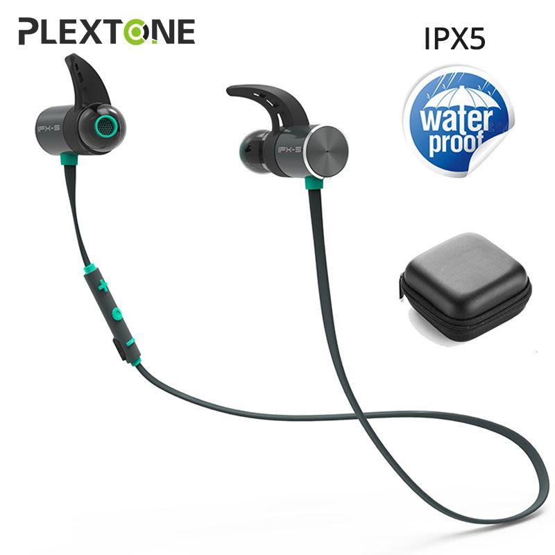 PLEXTONE BX343 IPX5 Waterproof Earphones Bluetooth Earbuds Wireless Headset Bluetooth Earphone Mini Wireless In-ear Earpiece