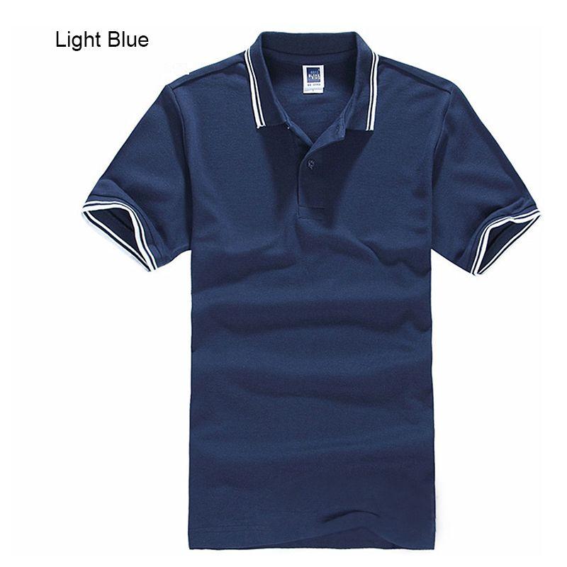Nouvelle marque homme Polo pour hommes design Polos hommes coton à manches courtes chemise vêtements maillots golftennis grande taille XS-XXXL