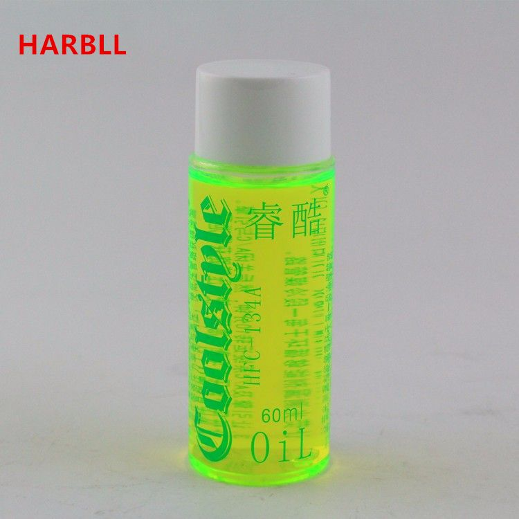 HARBLL 1PCS R134a Car frozen tracer oil ,car fluorescent agent leak detection, auto air conditioning refrigerant