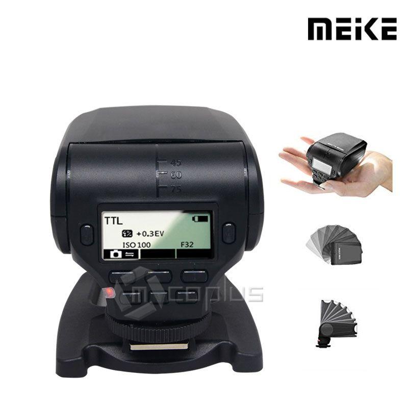 Meike MK320S MK-320 Flash TTL (GN32) Speedlite pour Sony A7 A7 II A7S A7R A6000 A6300 A6500 A7RII A5000 NEX-6 NEX-5R NEX-5T NEX-3