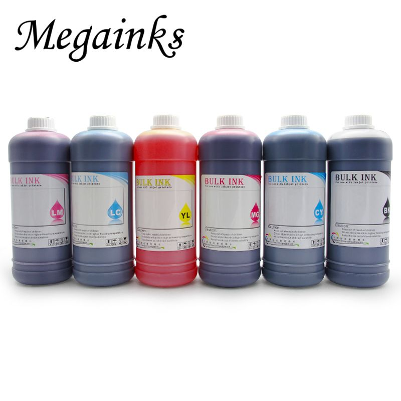 500ML Dye Ink for HP 100 500 510 800 5500 T610 T770 T790 T1100 T1120 T1200 T1300 T2300 Z2100 Z3100 Z3200 Z5200 Z6100 Printer MBK