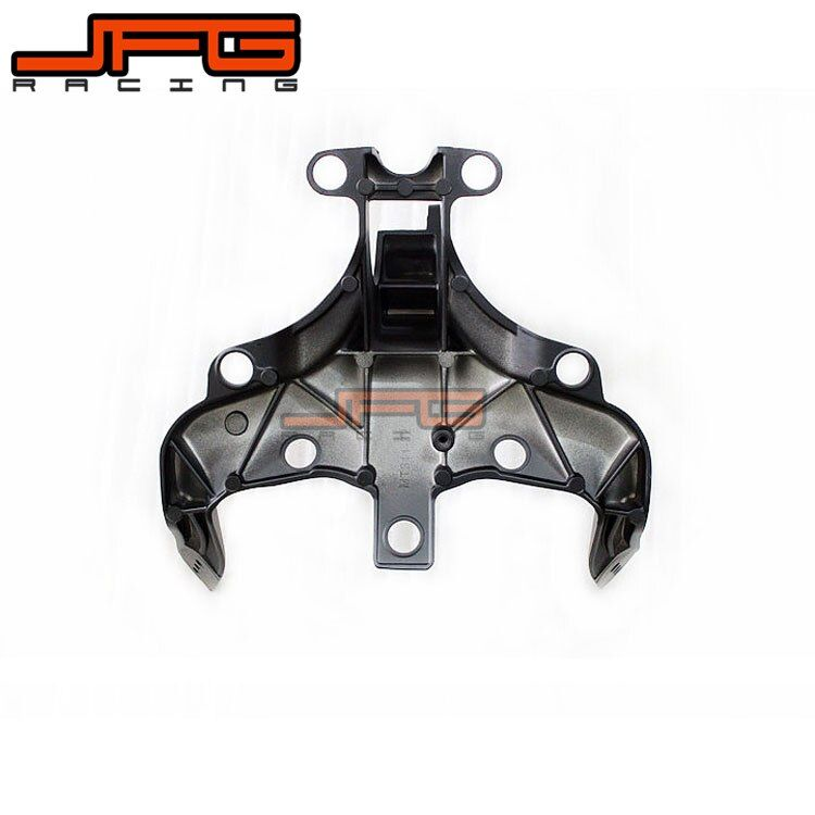 Motorcycle Front Upper Fairing Headlight Holder Brackets For YAMAHA YZF-R1 YZF R1 YZFR1 2009 2010 2011 2012 09 10 11 12