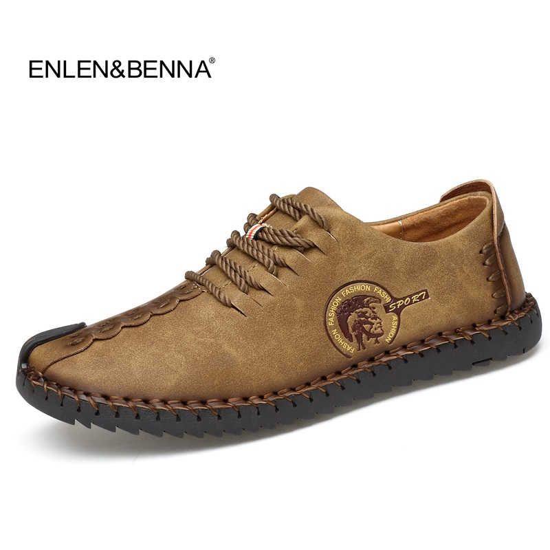 Брендовое качество 2017 удобные Мужская обувь на плоской подошве Лоферы для женщин Для мужчин Обувь Кружево-Up Твердые Для Мужчин's Обувь для о...