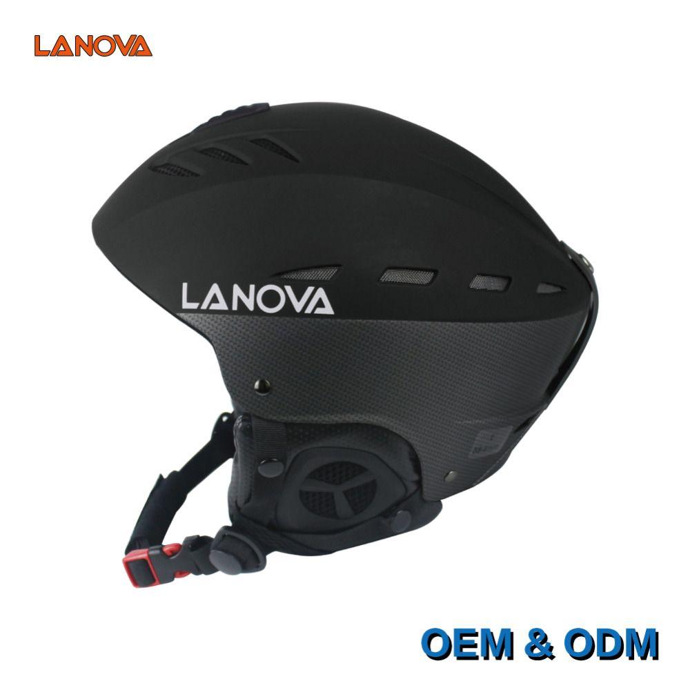 LANOVA Marke Professionelle Erwachsene Ski Helm Mann Frau Skating/Skateboard Helm Multicolor Schnee Sport Helme W-205 Mit 2 Größe